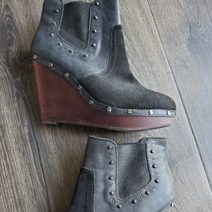 Dr Scholl's ankle boots 8.5